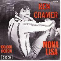 Cover Ben Cramer - Mona Lisa
