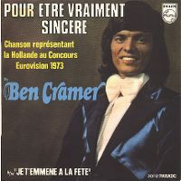 Cover Ben Cramer - Pour être vraiment sincere