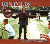 Cover Ben Folds - Rockin' The Suburbs