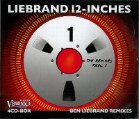 Cover Ben Liebrand - 12-Inches - The Remixes: Reel 1