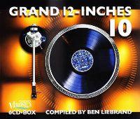 Cover Ben Liebrand - Grand 12-Inches 10