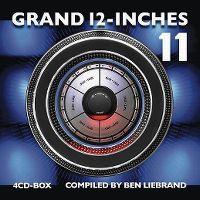 Cover Ben Liebrand - Grand 12-Inches 11