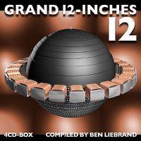 Cover Ben Liebrand - Grand 12-Inches 12