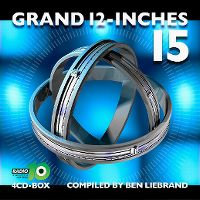 Cover Ben Liebrand - Grand 12-Inches 15