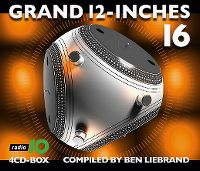 Cover Ben Liebrand - Grand 12-Inches 16