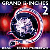 Cover Ben Liebrand - Grand 12-Inches 2