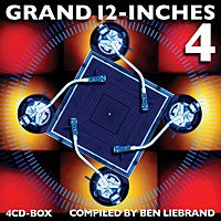 Cover Ben Liebrand - Grand 12-Inches 4