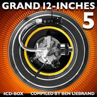 Cover Ben Liebrand - Grand 12-Inches 5