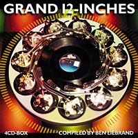 Cover Ben Liebrand - Grand 12-Inches