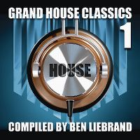 Cover Ben Liebrand - Grand House Classics 1