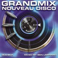 Cover Ben Liebrand - Grand Mix - Nouveau Disco