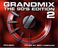 Cover Ben Liebrand - Grand Mix - The 90's Edition 2