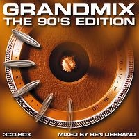 Cover Ben Liebrand - Grand Mix - The 90's Edition