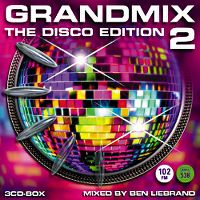 Cover Ben Liebrand - Grand Mix - The Disco Edition 2