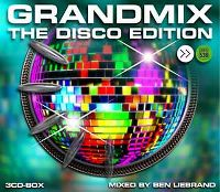 Cover Ben Liebrand - Grand Mix - The Disco Edition