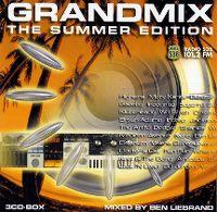 Cover Ben Liebrand - Grand Mix - The Summer Edition
