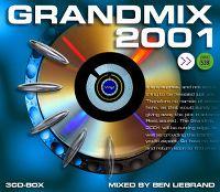 Cover Ben Liebrand - Grand Mix 2001