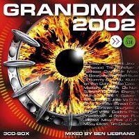 Cover Ben Liebrand - Grand Mix 2002