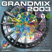 Cover Ben Liebrand - Grand Mix 2003