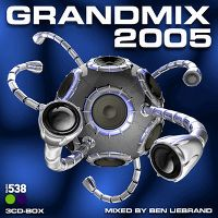Cover Ben Liebrand - Grand Mix 2005