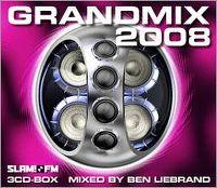 Cover Ben Liebrand - Grand Mix 2008