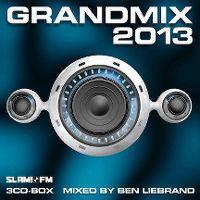 Cover Ben Liebrand - Grand Mix 2013