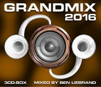Cover Ben Liebrand - Grand Mix 2016