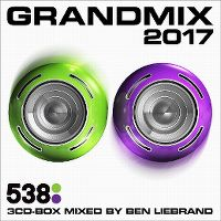 Cover Ben Liebrand - Grand Mix 2017