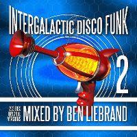 Cover Ben Liebrand - Intergalactic Disco Funk 2