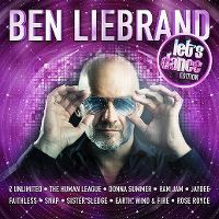 Cover Ben Liebrand - Let's Dance Edition