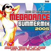 Cover Ben Liebrand - Megadance Summer Mix 2005