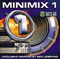 Cover Ben Liebrand - Minimix 1