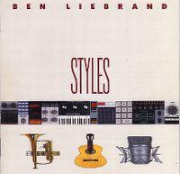 Cover Ben Liebrand - Styles