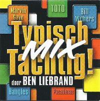 Cover Ben Liebrand - Typisch Tachtig Mix