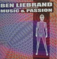 Cover Ben Liebrand feat. Gibson Brothers - Music & Passion