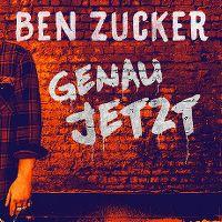 Cover Ben Zucker - Genau jetzt