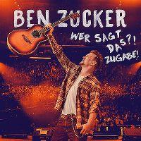 Cover Ben Zucker - Wer sagt das?!