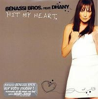 Cover Benassi Bros. feat. Dhany - Hit My Heart
