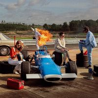 Cover Benjamin Biolay - Grand Prix