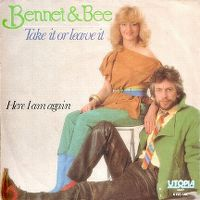 Cover Bennet & Bee - Take It Or Leave It