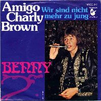 Cover Benny - Amigo Charly Brown