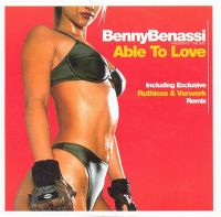 Cover Benny Benassi - Able To Love