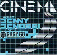 Cover Benny Benassi And Gary Go - Cinema