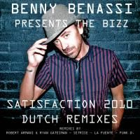 Cover Benny Benassi pres. The Biz - Satisfaction 2010