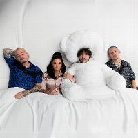 Cover Benny Blanco, Tainy, Selena Gomez & J Balvin - I Can't Get Enough
