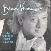 Cover Benny Neyman - In vuur en vlam