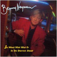 Cover Benny Neyman - Je weet niet wat er in de sterren staat