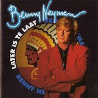 Cover Benny Neyman - Later is te laat
