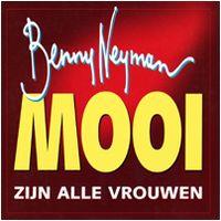 Cover Benny Neyman - Mooi zijn alle vrouwen