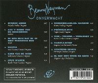 Cover Benny Neyman - Onverwacht